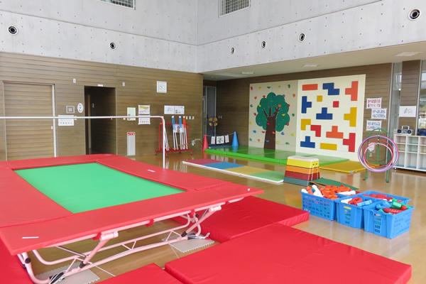 寒河江市総合子どもセンター「ゆめはーと寒河江」